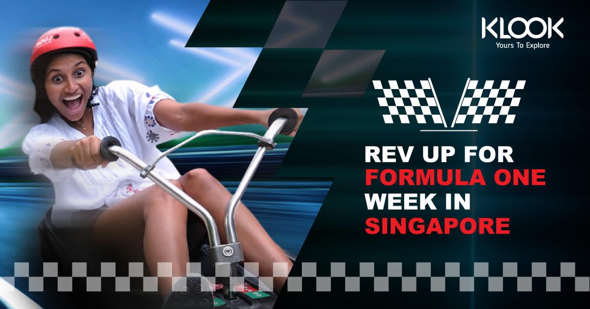 F1 Singapore Cover Image
