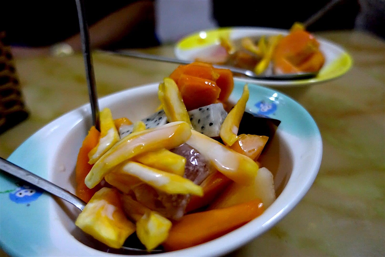 hanoi evening dessert