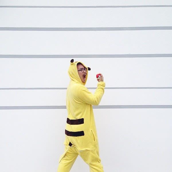 Keiji Pokemon Onesie