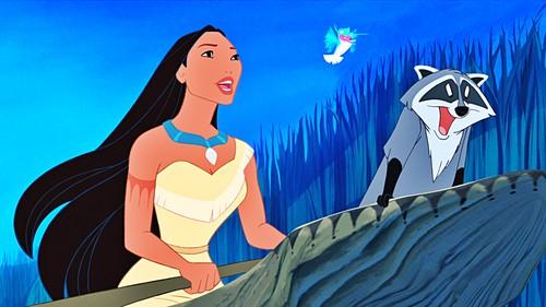 Pocahontas and friends