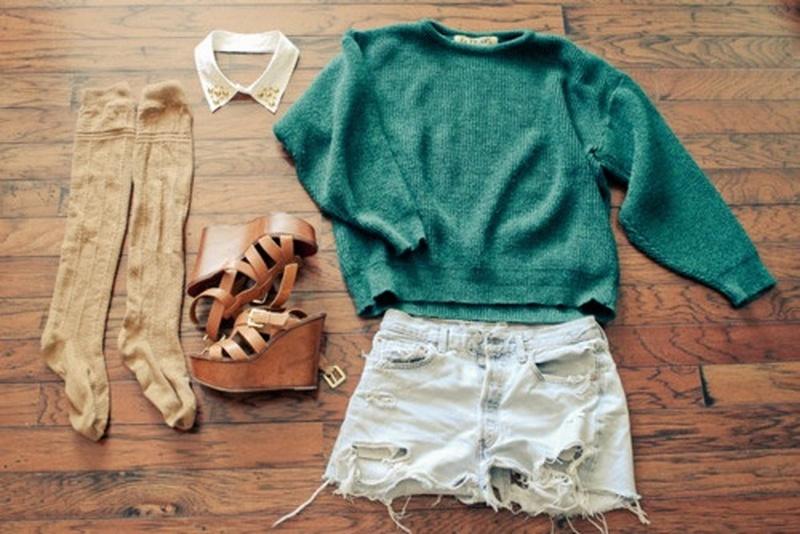 Suggested Autumn attire
