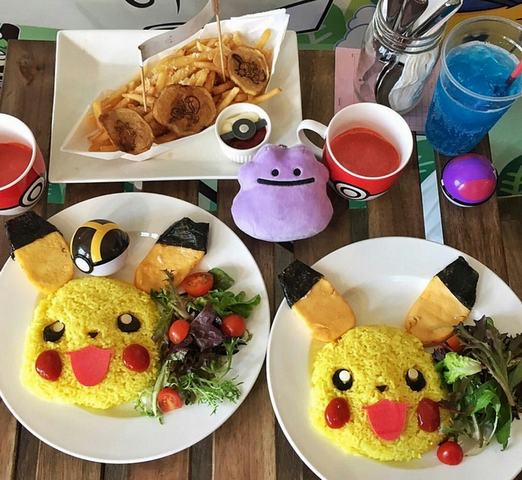 Pokemon Cafe 2