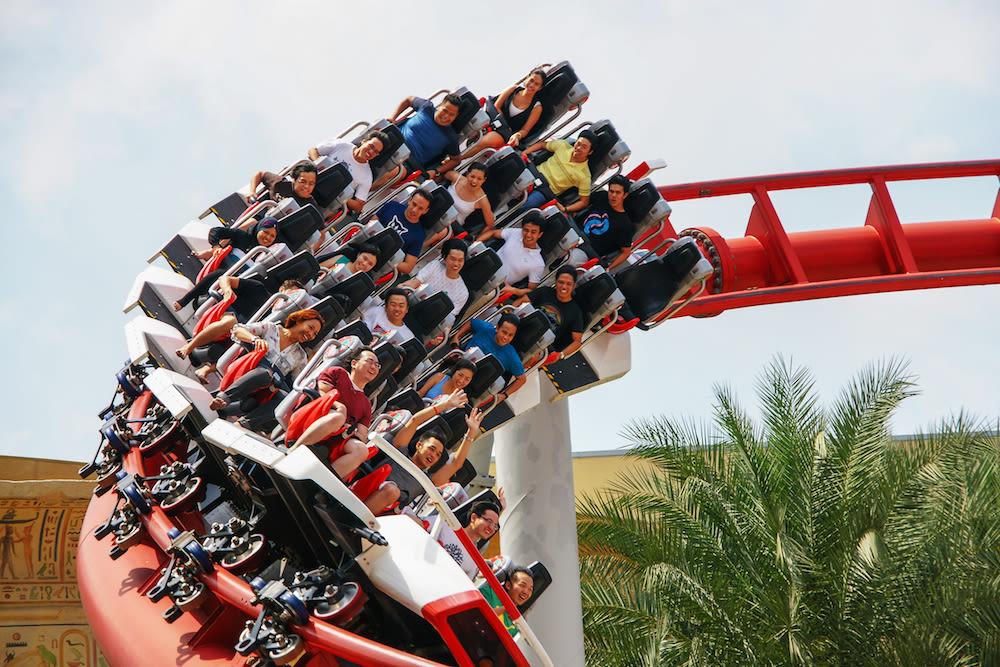 universal-studios-singapore-roller-coaster