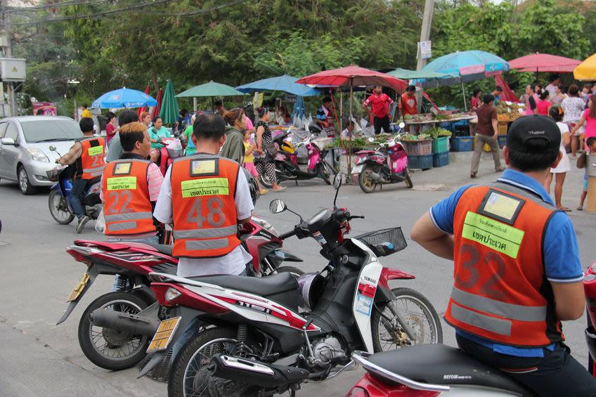 Hua-Hin-Car-Charter-Motorcycle