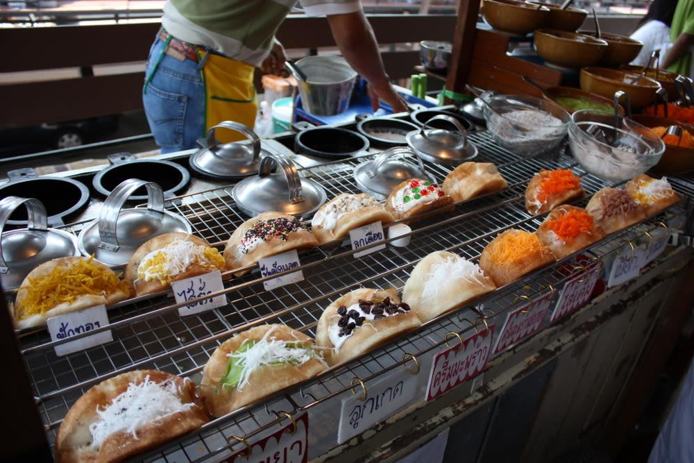 Hua-Hin-Car-Charter-Street-Food