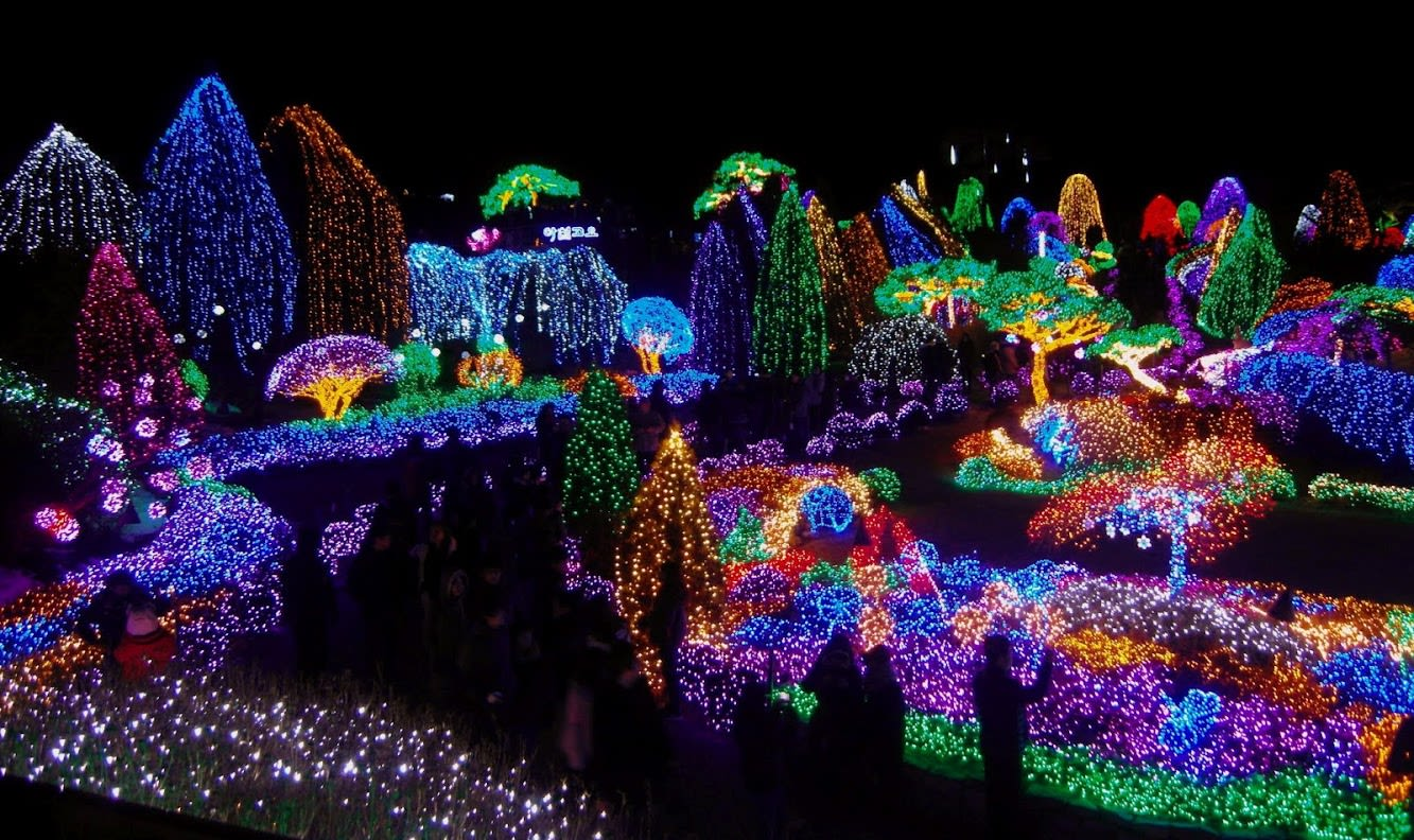 Korea Lighting Festival