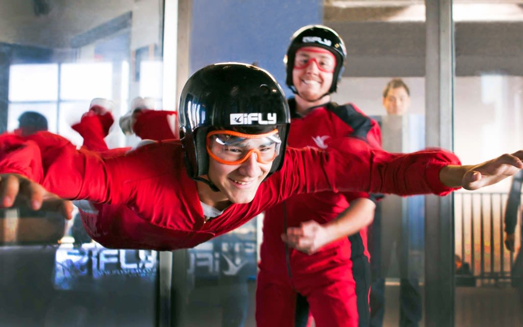 iFly Singapore - Singapore Attractions