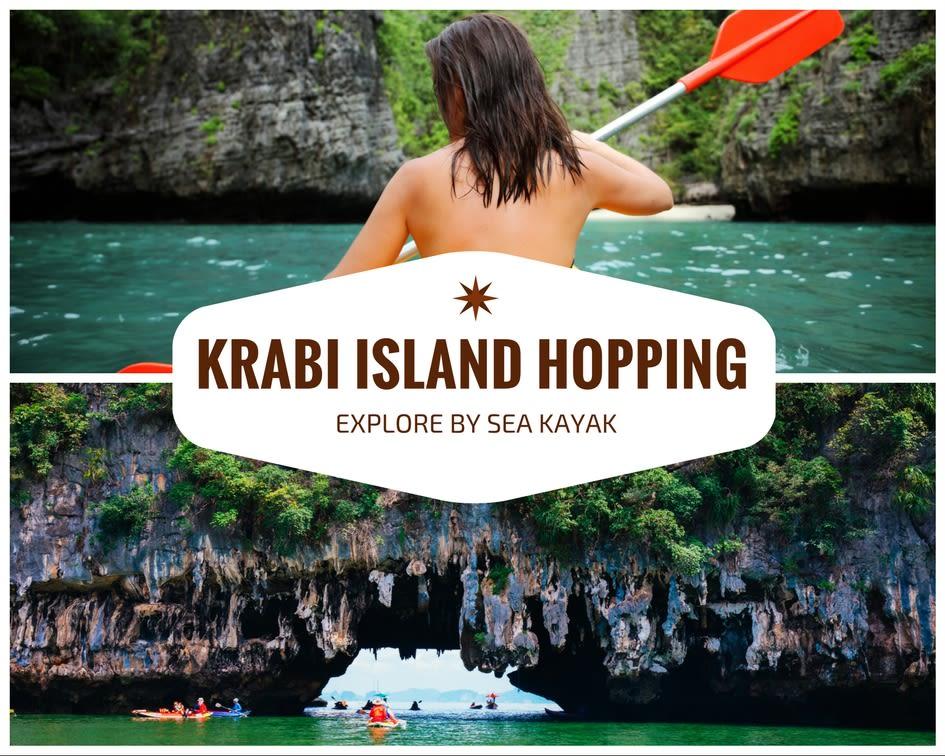 Krabi Island Kayak