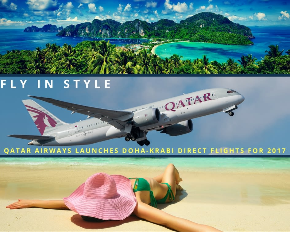 Fly to Krabi 2017
