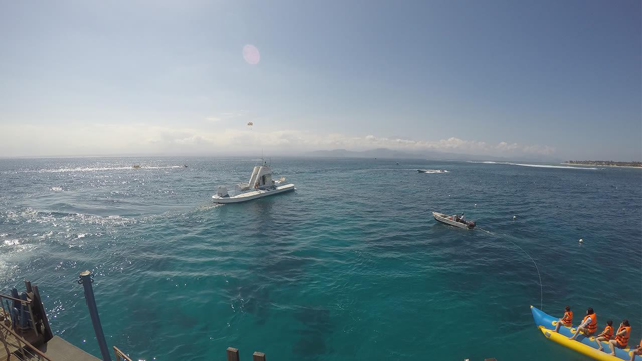 Bali lembongan cruise
