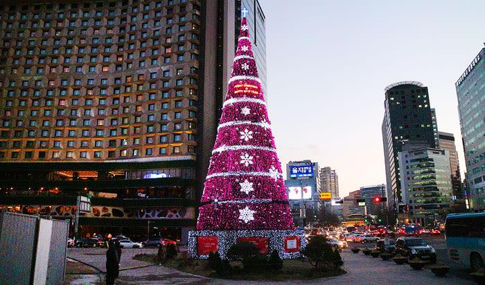 seoul Christmas