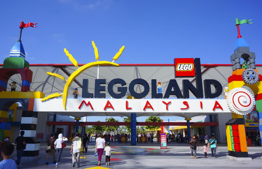 Legoland Singapore Attractions