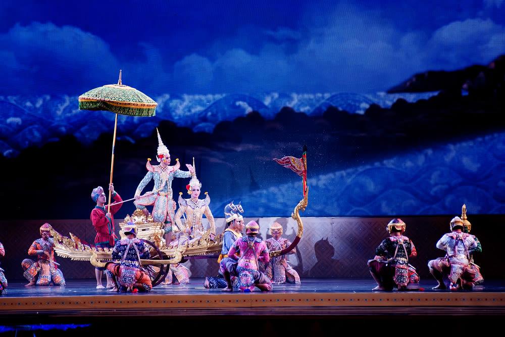 thailand culture show, bangkok culture show, siam niramit bangkok review, siam niramit show
