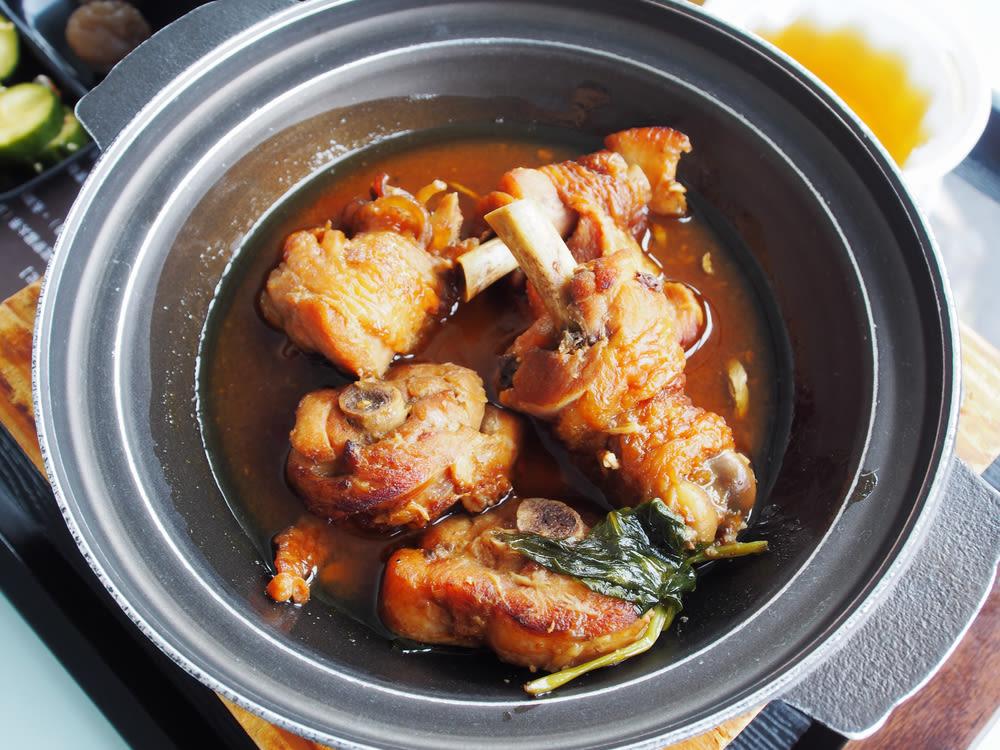 3 Cup Chicken