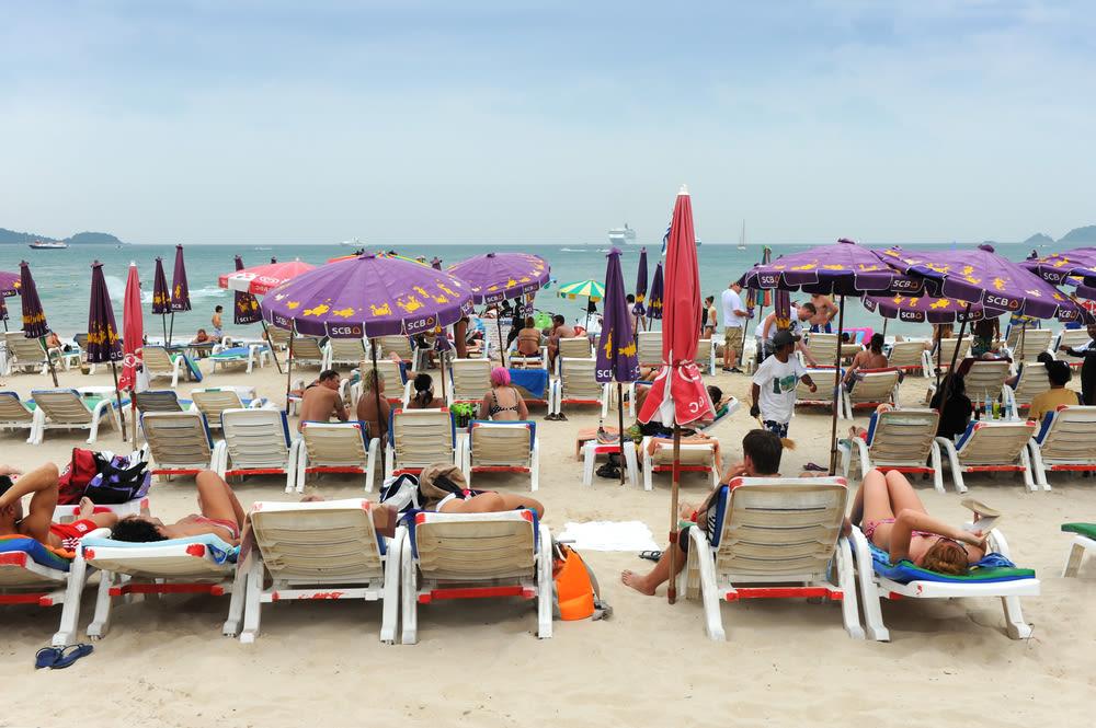 south thailand lifestyle, south thailand beach culture, south thailand modern beach