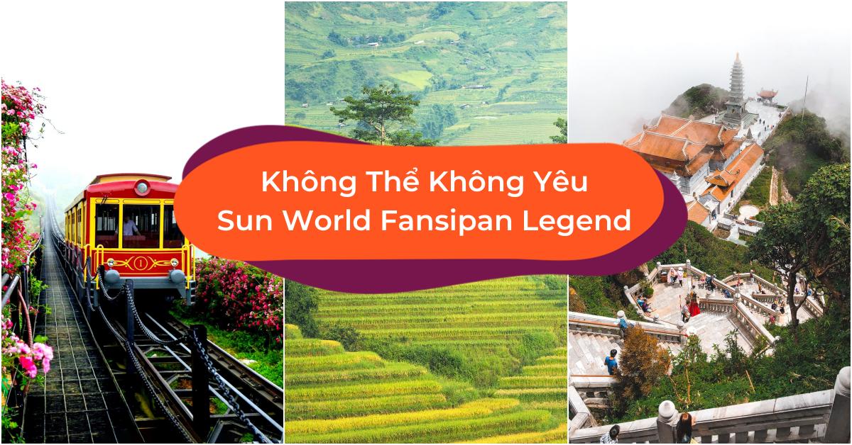 Những Lý Do Không Thể Không Yêu Sun World Fansipan Legend