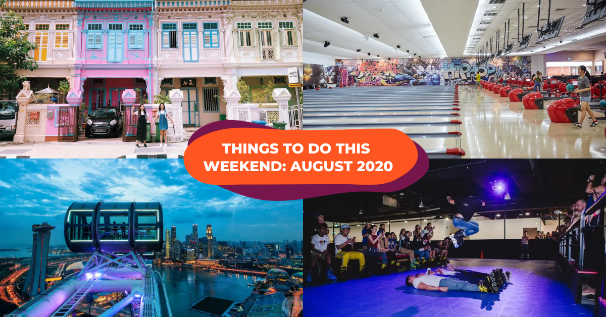 Best Things To Do In Singapore This Weekend August 2020: Mini Golfing, Pottery Classes & More