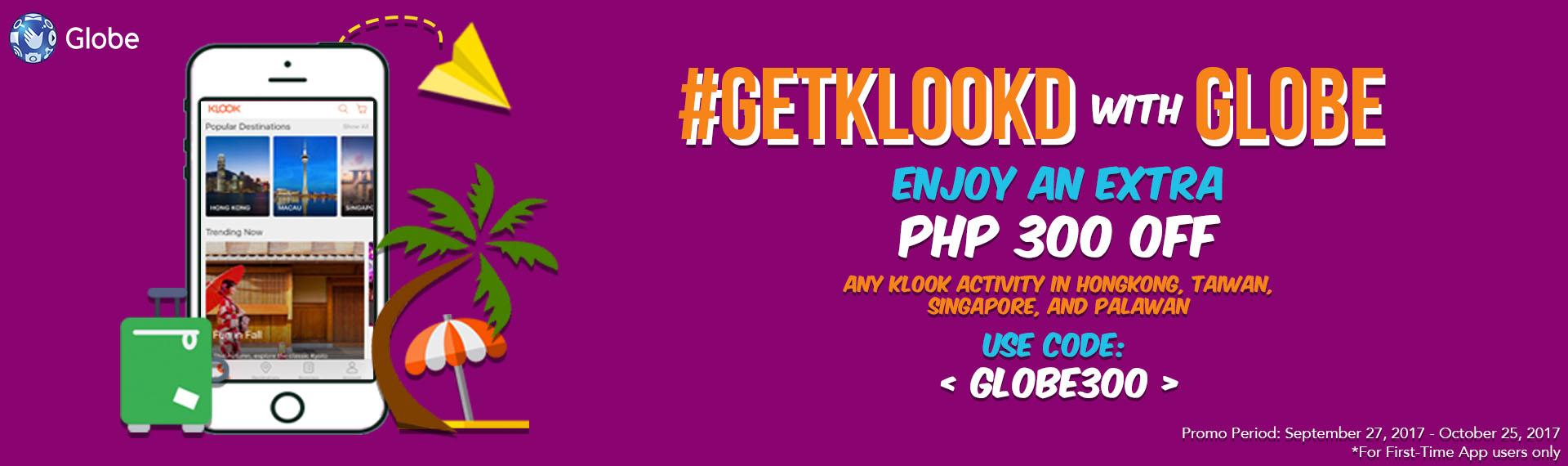 Klook x Globe - Klook