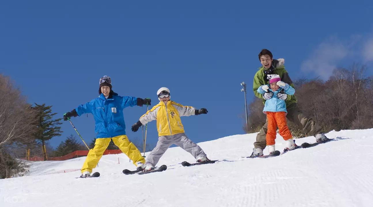 Snow Town Yeti Ski Trip