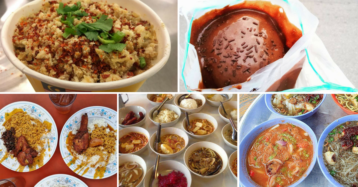 5 Meals You Won't Believe You Can Get For RM5 And Less