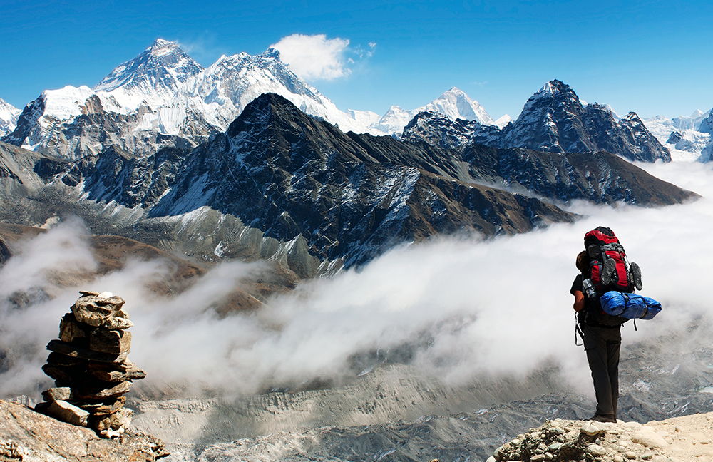 One Week In: Nepal