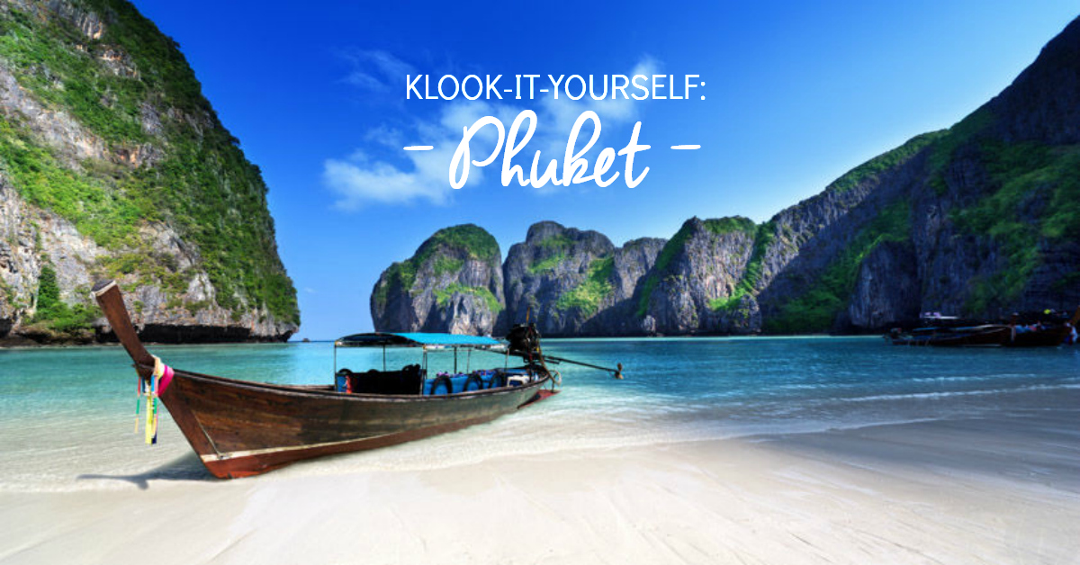 Klook It Yourself Phuket Cover Image