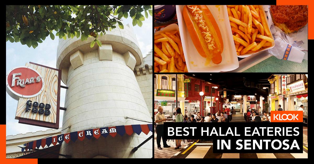 Halal Sentosa Album Cover Image