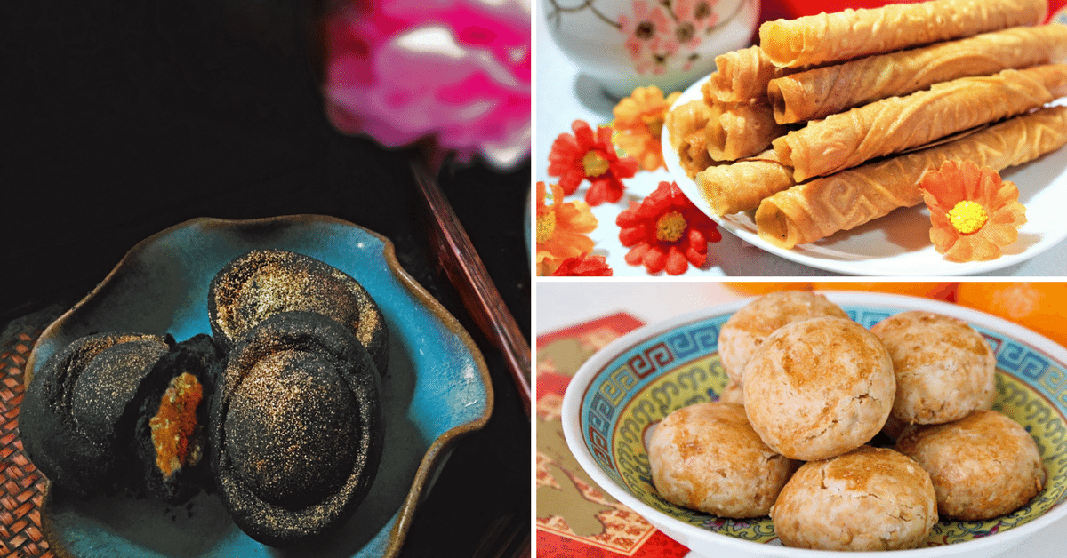 Best Chinese New Year Goodies In Singapore And Where To Find Them