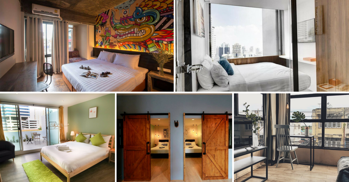 15 Bangkok Hotels That Are Not Only Cheap But Also Chic