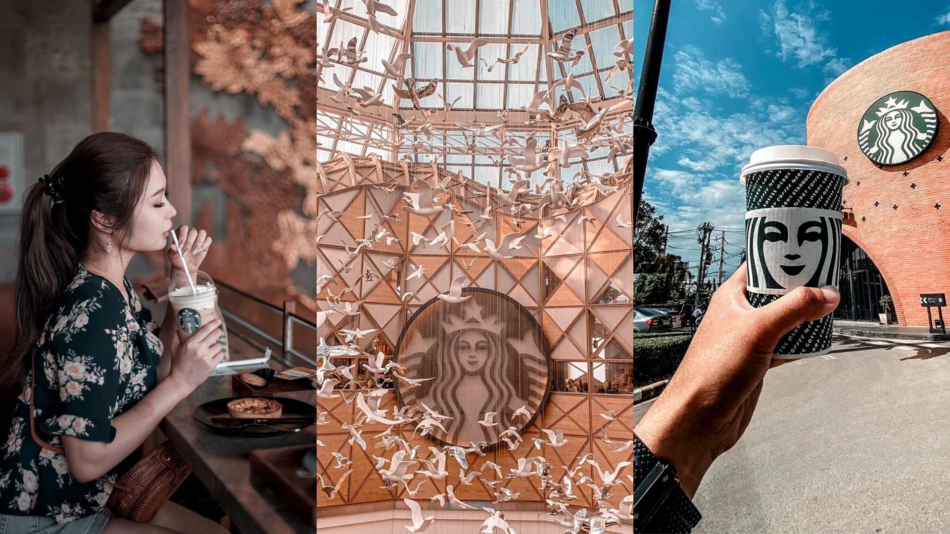 Blogheader - Starbucks Across The Globe
