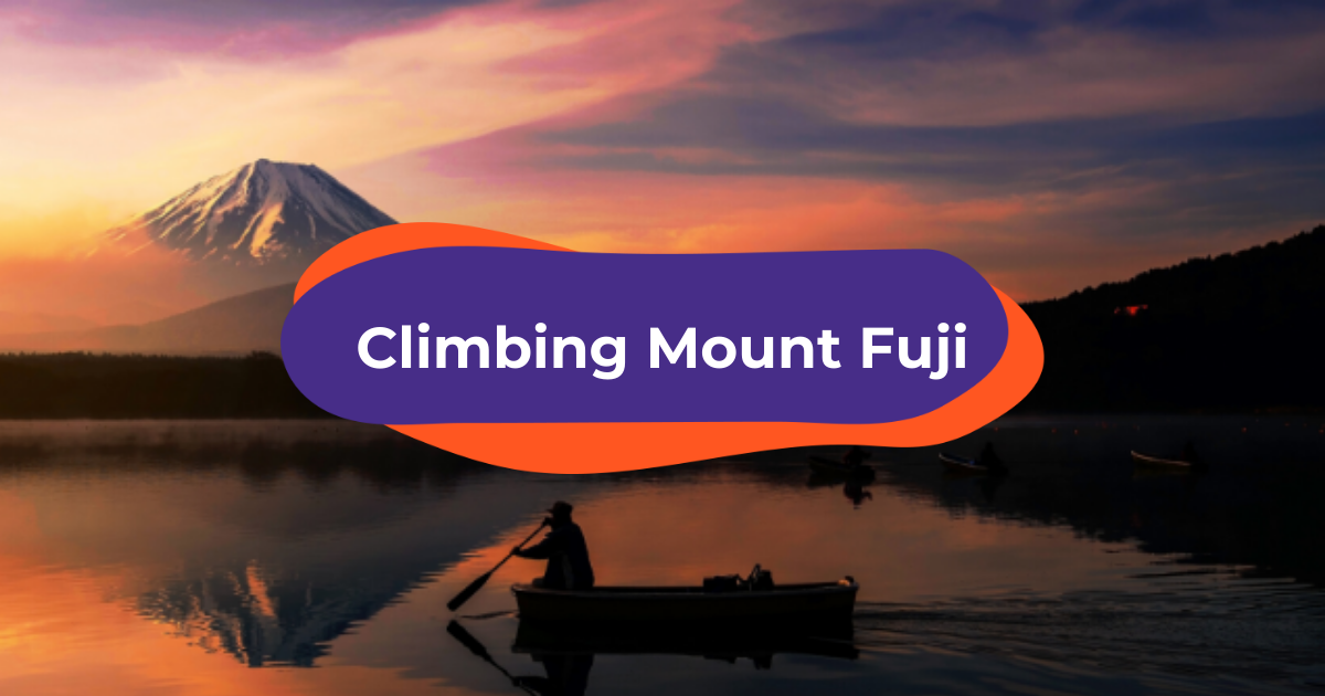 All You Need to Know to Climb Mount Fuji