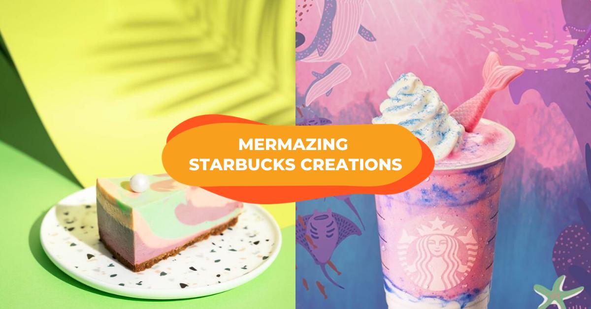 mermaid starbucks