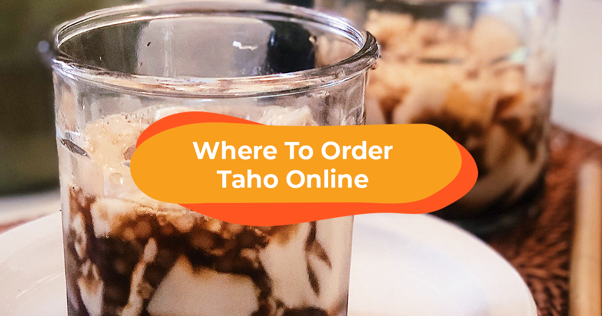 taho delivery