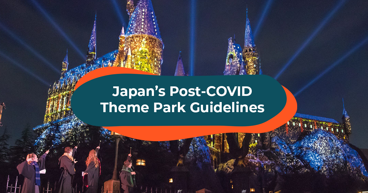 NEW Japan Theme Park Guidelines: Screaming on Rides & High-Fiving Characters No longer Allowed