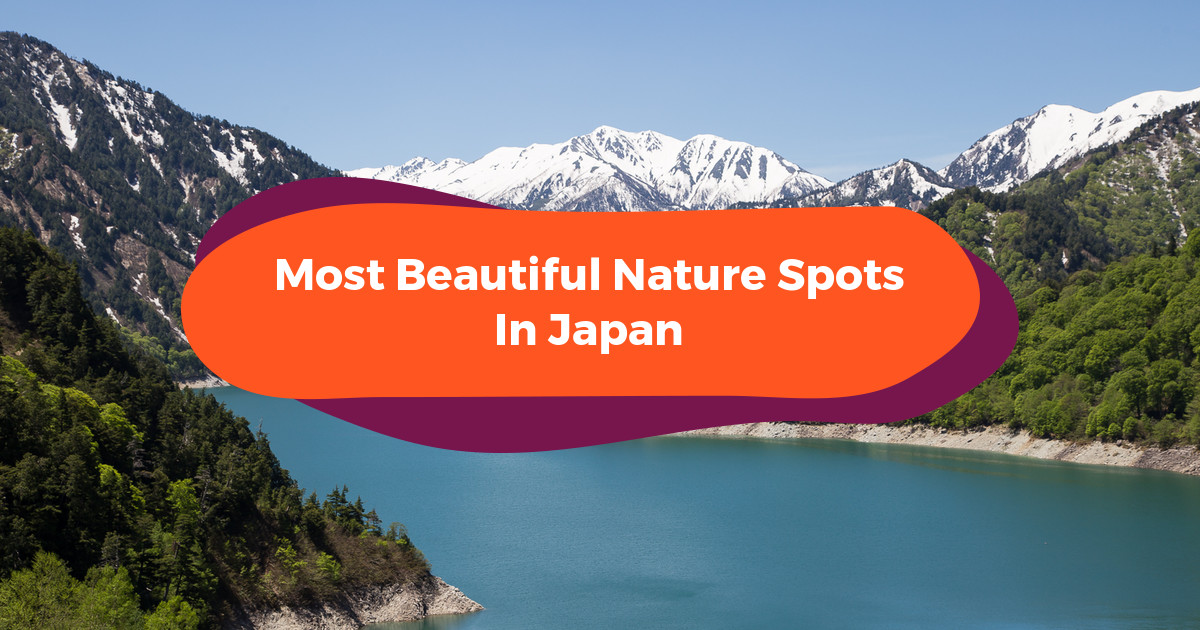 10 Instagram-Worthy Nature Spots In Japan From Volcanic Landscapes To Snow-Capped Peaks