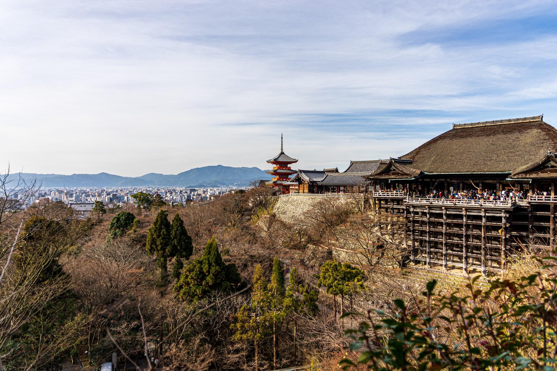 清水寺整修三年! 京都還有這些「必去景點」等你造訪!