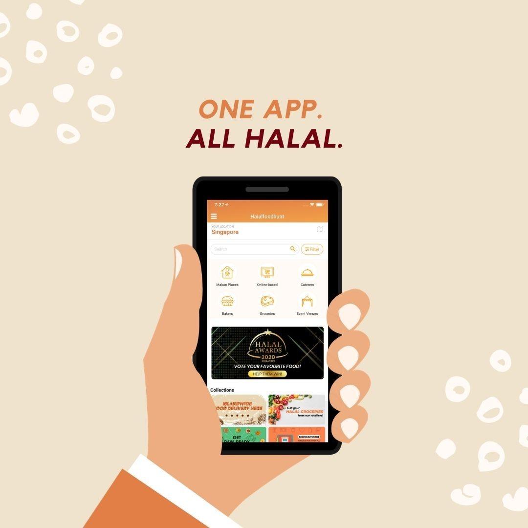 HalalFoodHunt Friends Pass