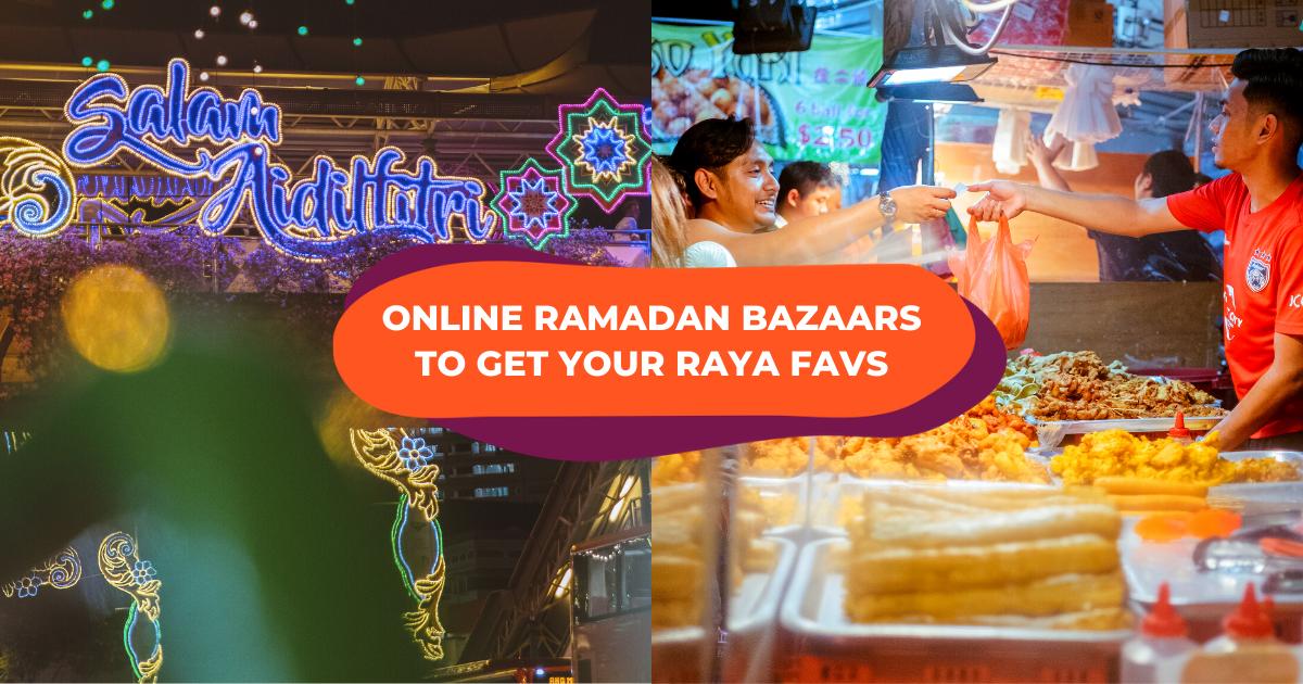 Online Ramadan Bazaars Blog Cover