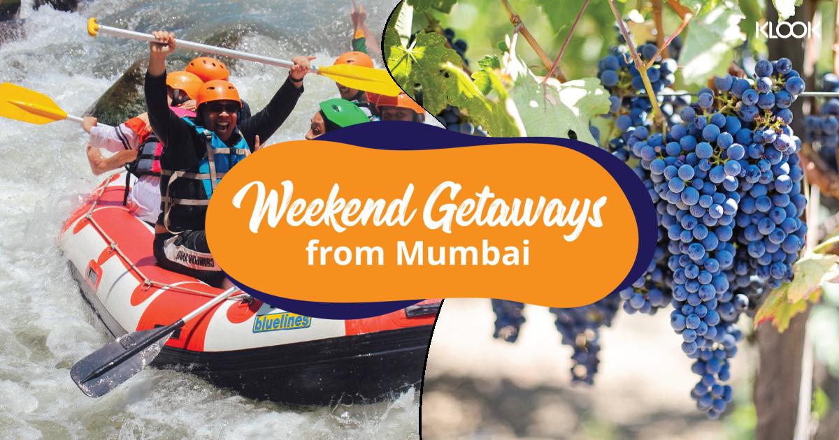 weekend getaways from Mumbai to visit after the coronavirus lockdown including Sula Wines, Kamshet, Kolad, Nashik, Lonavala and Pawna Lake