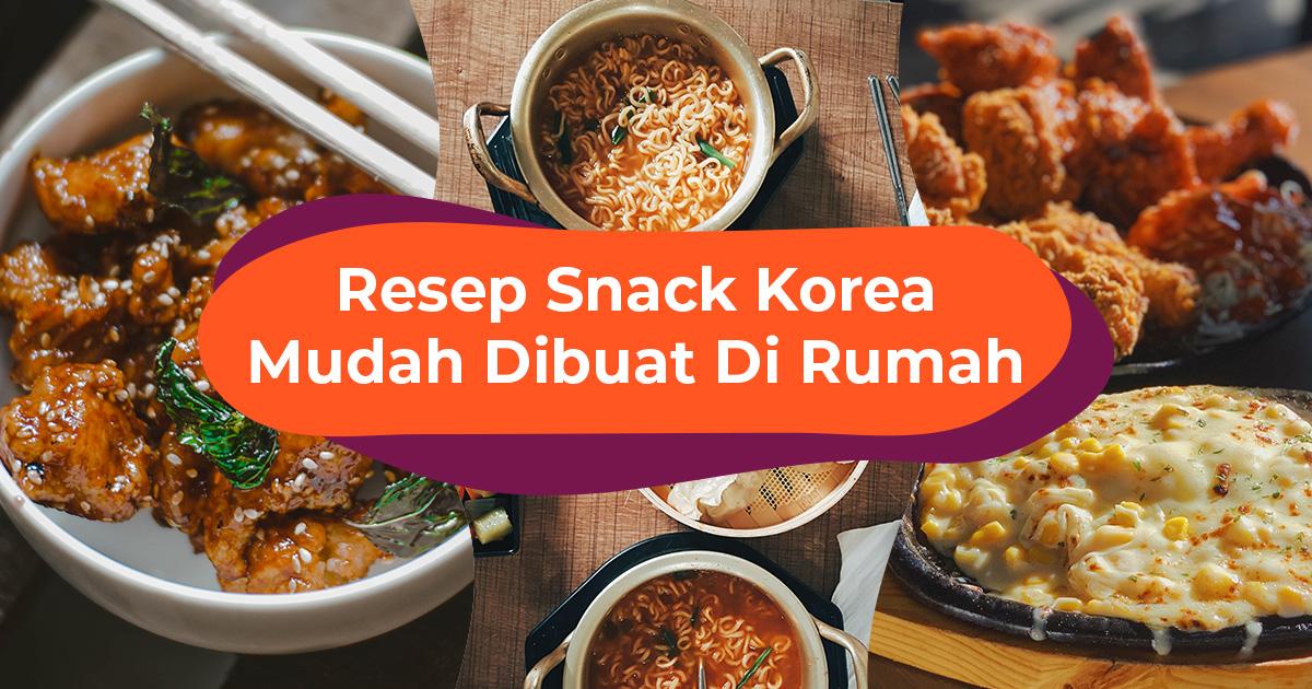 Resep Makanan Korea Populer Yang Pas Untuk Menemani Kamu Maraton Drama Korea Klook Blog