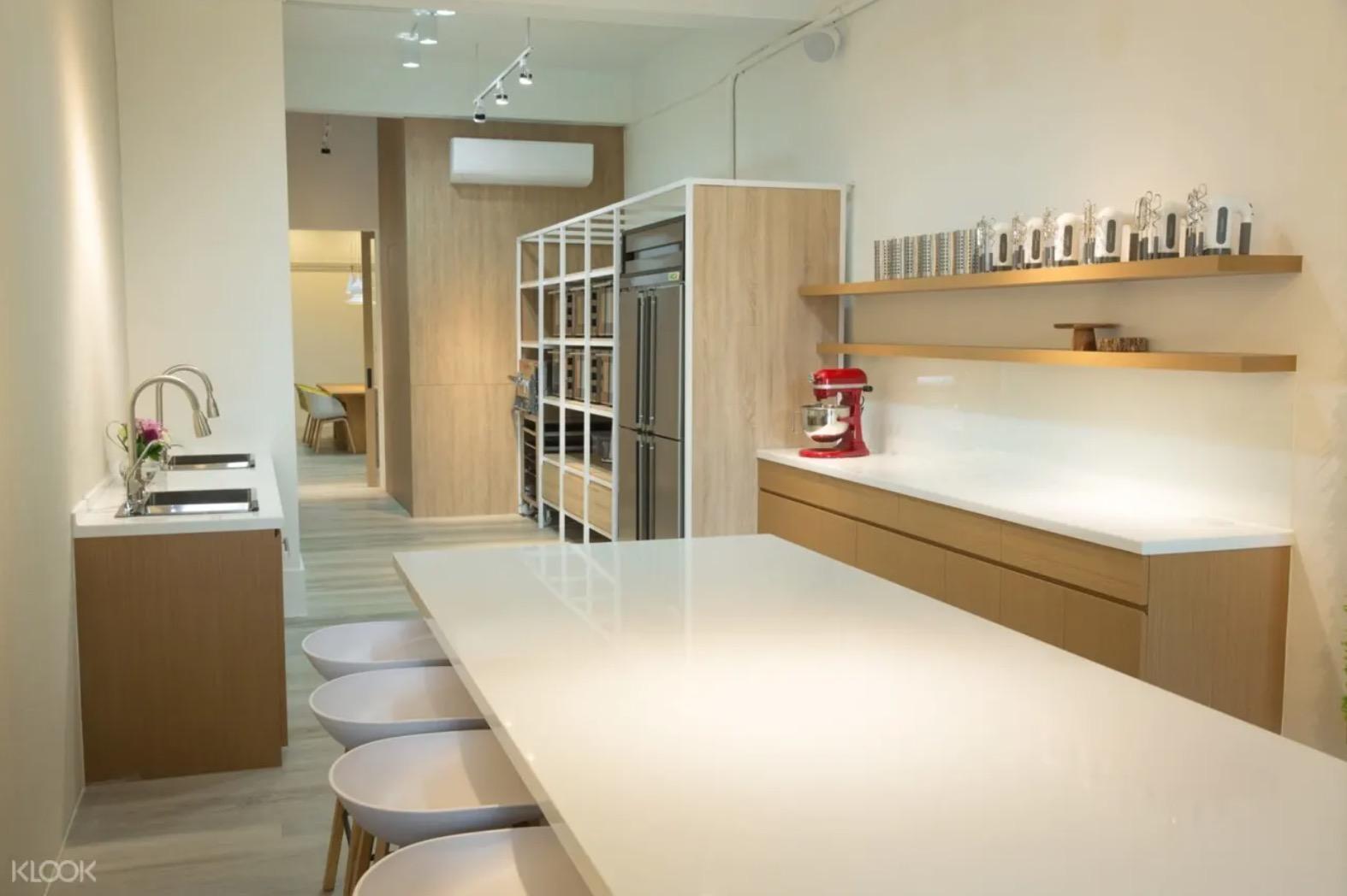 Hananeco花貓蛋糕實驗室 - 教室環境