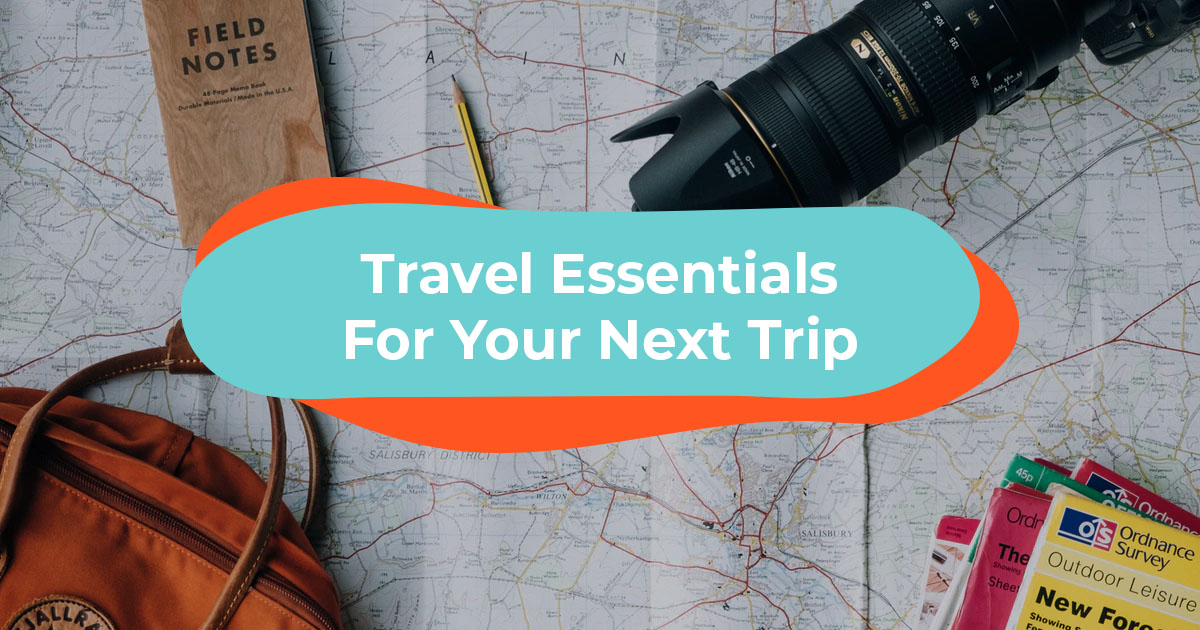 Last Min Travel Essentials You Can Book With Instant Confirmation