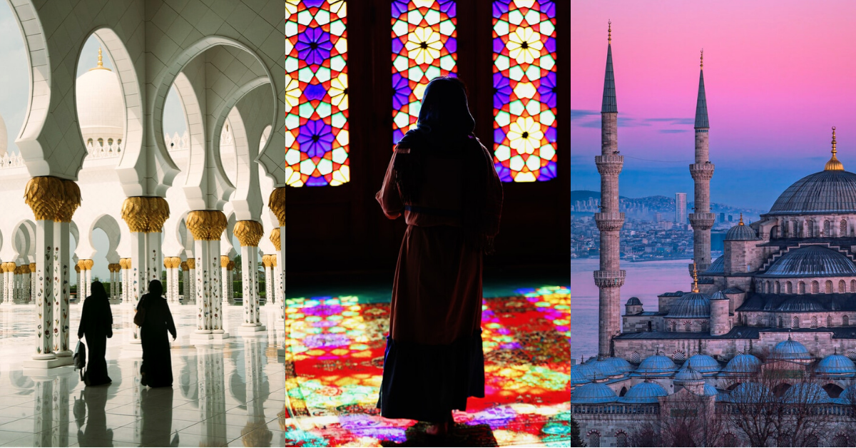 12 Stunning Mosques Across The Globe To Add Onto Your Travel List