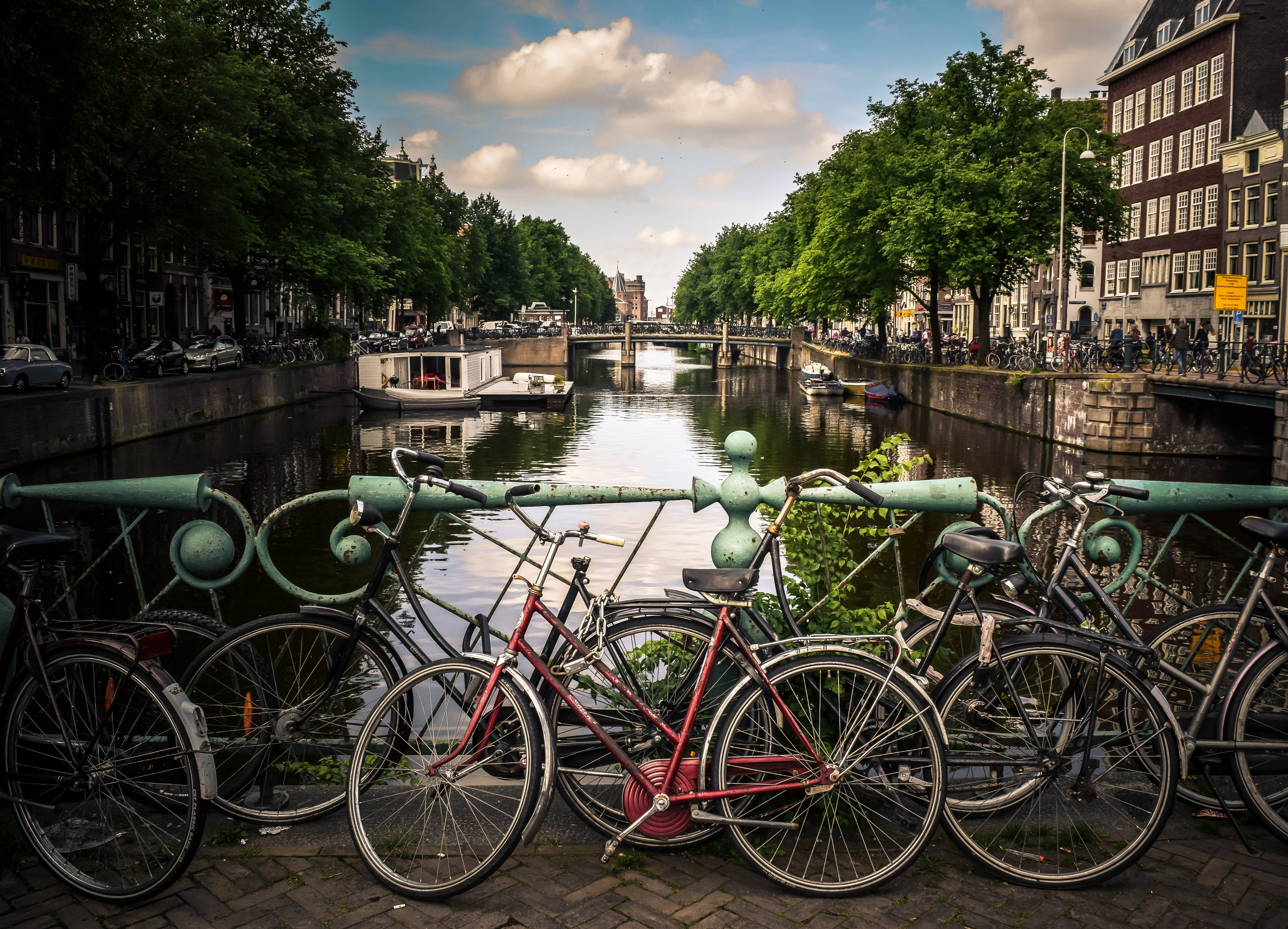 6 Reasons Why You Should Take The Train To Amsterdam