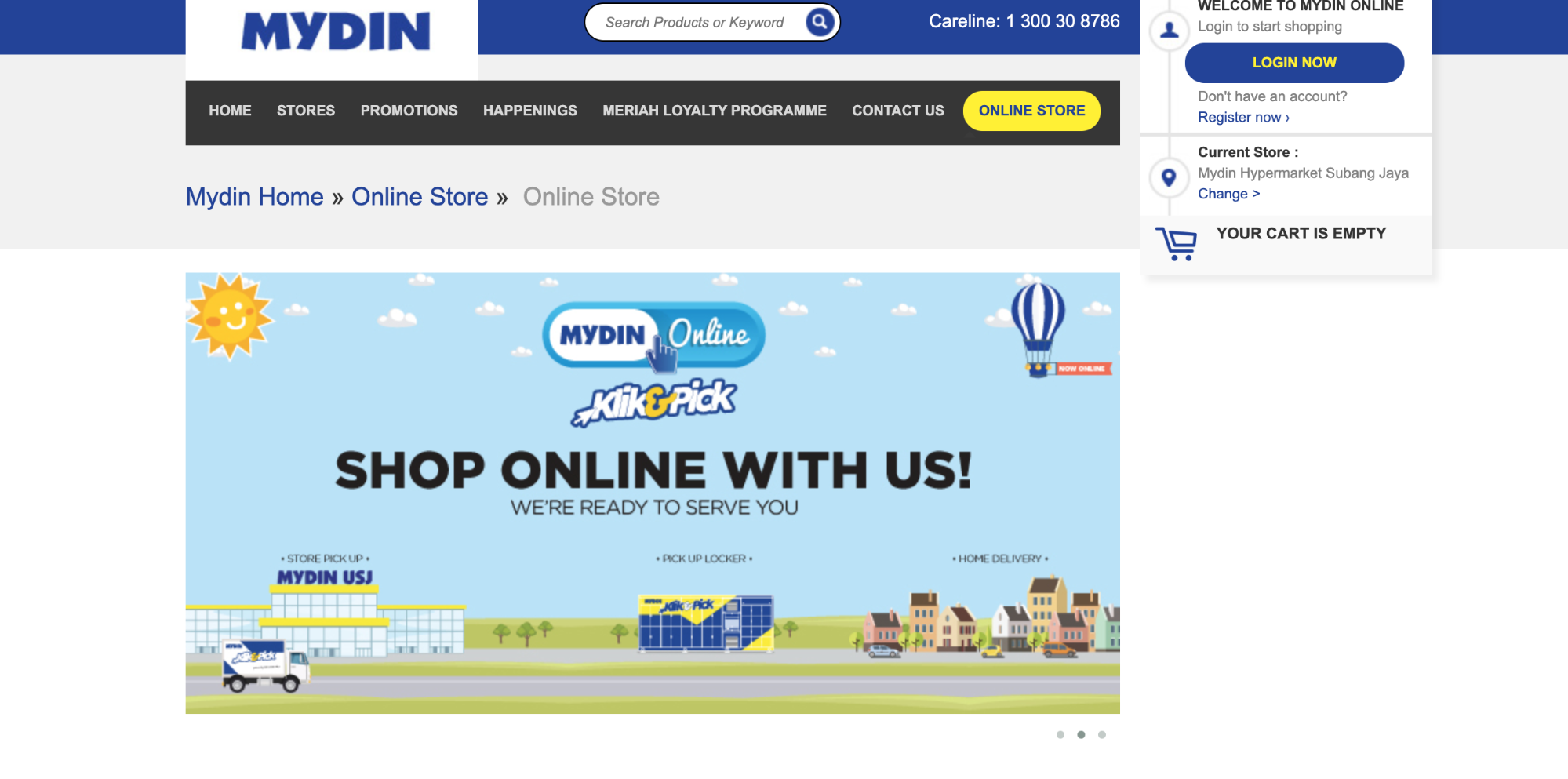 mydin online delivery malaysia