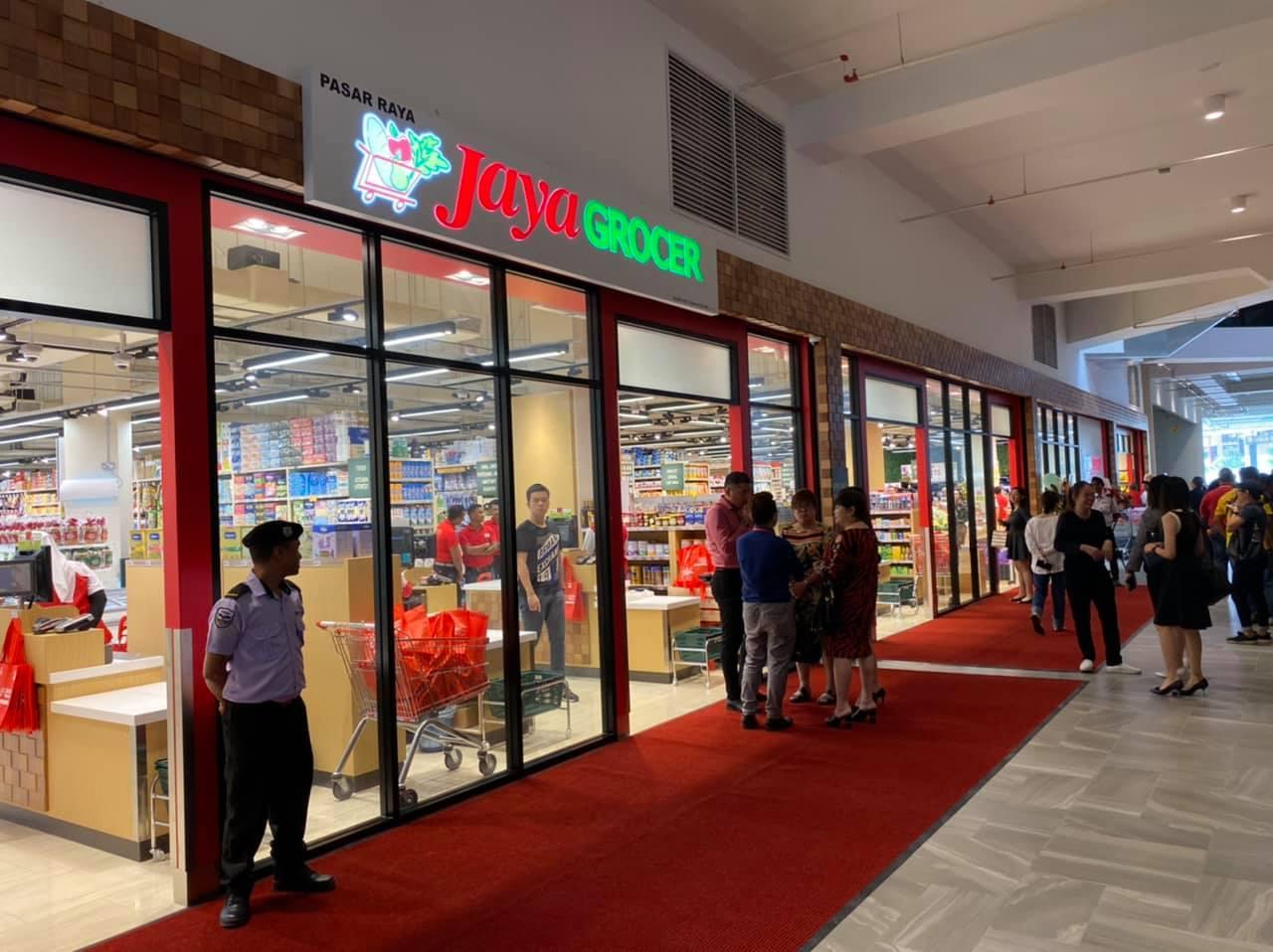 jaya grocer store