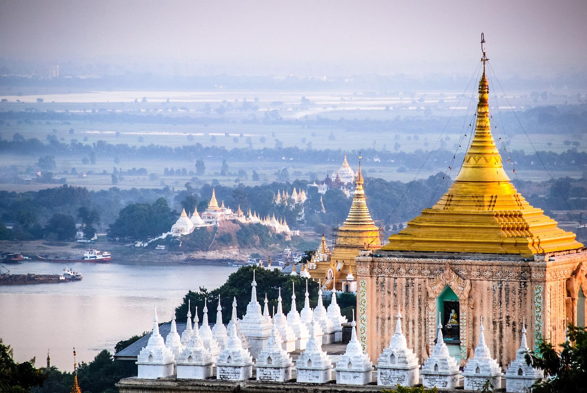 Mandalay - Myanmar Itinerary