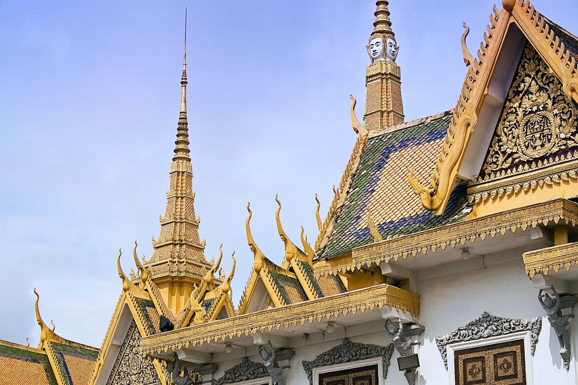 """Bí Kíp Du Lịch Phnom Penh Tự Túc """"Dễ Như Trở Bàn Tay"""""""