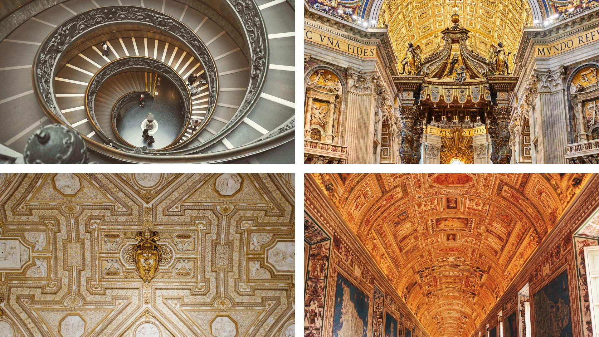virtual tour vatican