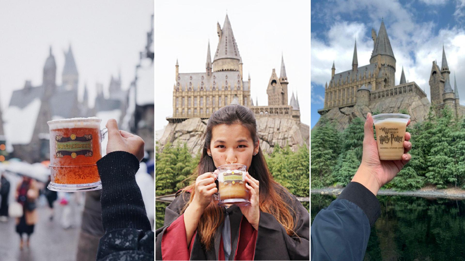 """3 Công Thức Bia Bơ """"Chuẩn"""" Harry Potter Đưa Bạn Đến Thế Giới Phù Thuỷ -  Klook Blog"""